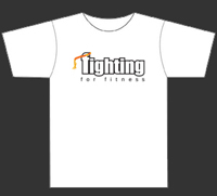 Fighting For Fitness Branded Clothing